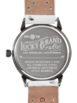 Lucky Brand Torrey Embroidered Watch4