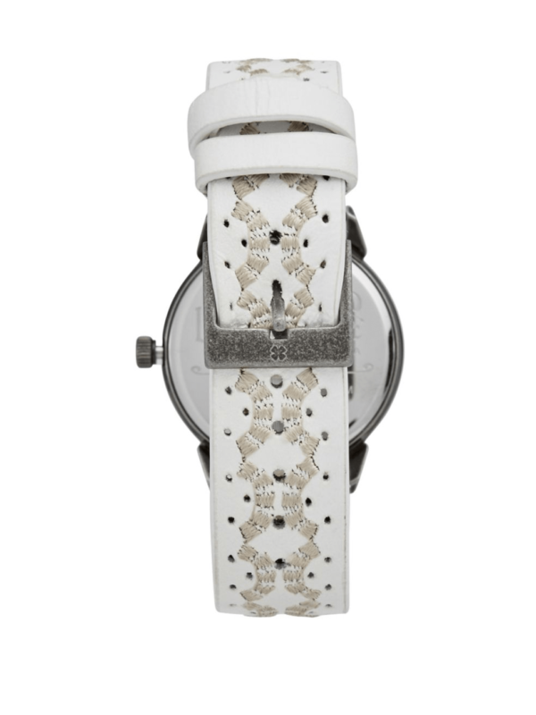 Lucky Brand Torrey Embroidered Watch5