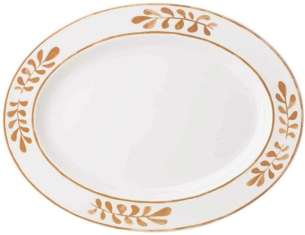 Leaves Platter